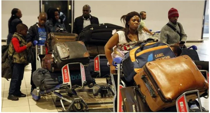 Another set of 320 Nigerians Ready To Come Back From South Africa
