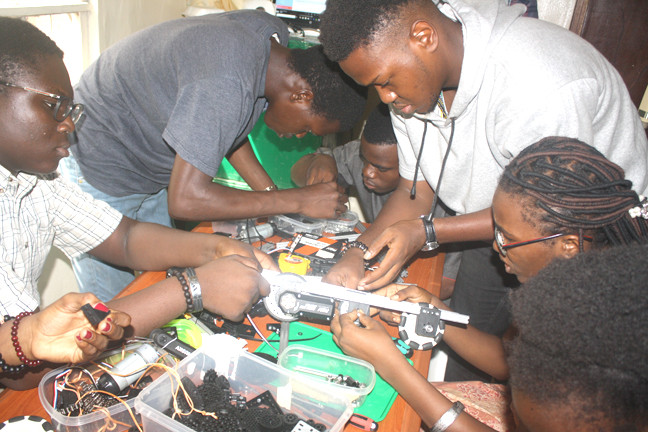 Nigerian students cancel trip to South Africa for robotics competition over Xenophobic attacks