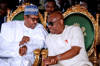 It's better to offer public congratulations than visit the President at night  – Governor Wike