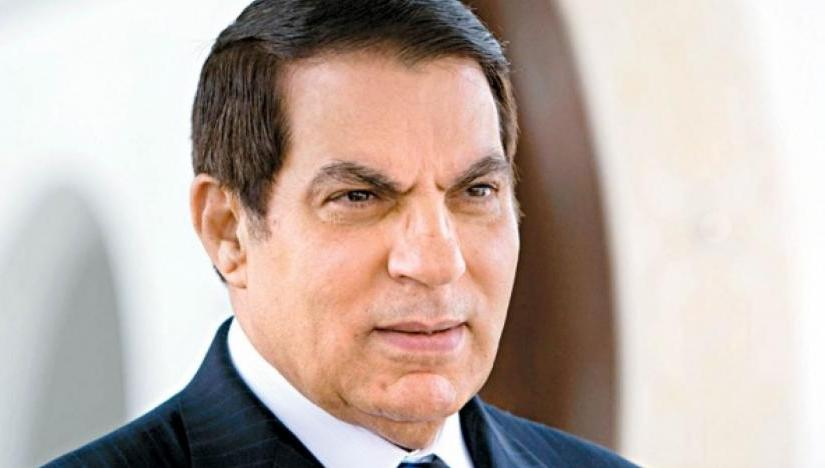 Ousted President of Tunisia Ben Ali dies inexile