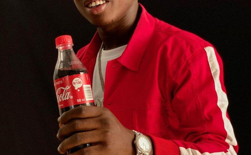 Coca Cola signs Zlatan Ibile as theirAmbassador