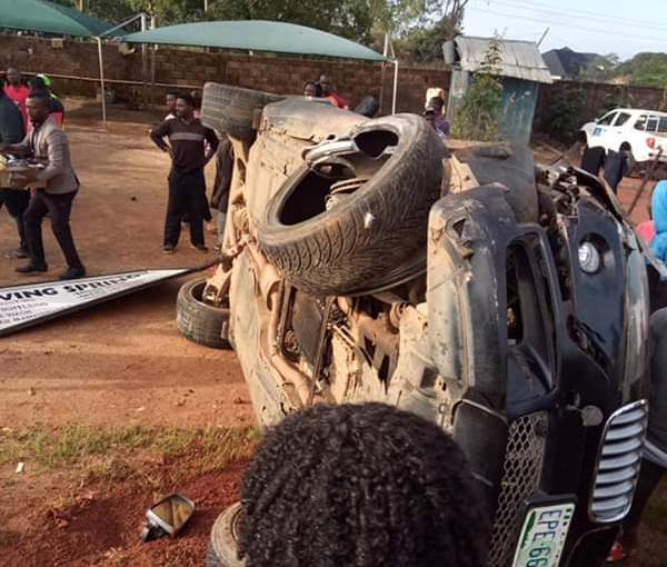 Fatal Accident claims the lives of  Many On Yingi Road, In Jos (Disturbing Photos)