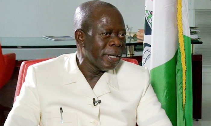 APC State Chairmen Meets Over Oshiomole's Ultimatum