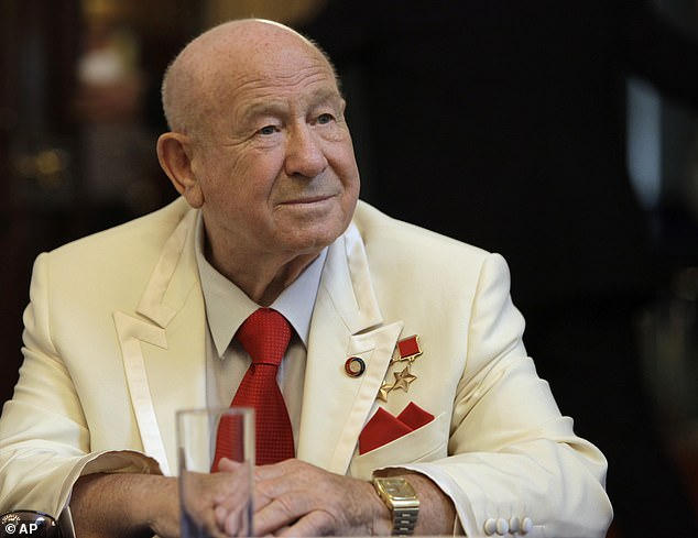 Alexei Leonov, The First Human Ever To Walk In Space Dies At 85 (Photos)
