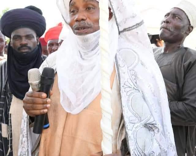 Gombe state governor Muhammadu Inuwa Yahaya appoints Alhaji Abubakar Ali As The New Emir OfYamaltu