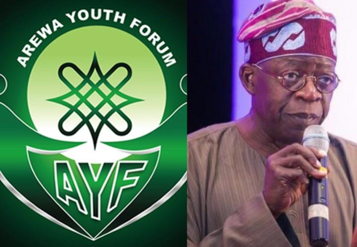 Arewa Youths blocks EFCC from probingTinubu
