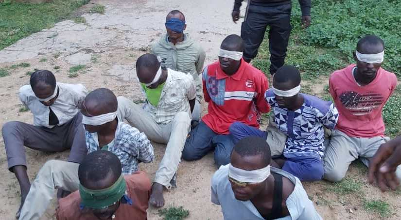 Most Wanted Boko Haram Chief Driver Arrested By Army