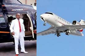 Living Faith Church G.O, Bishop Oyedepo Buys New Helicopter Worth N2.5 Billion