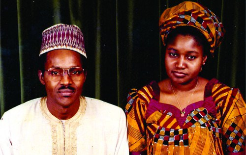 Photos of Buhari's First Wife Surfaces