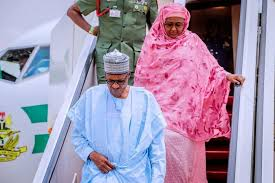 Buhari Appoints New Aides For His Wife Aisha