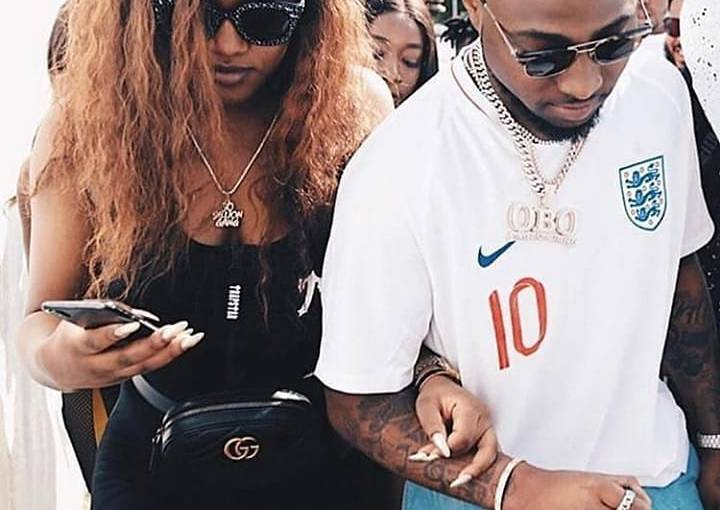 If Love Is A Crime, I Would Go To Jail For Chioma, I Spent N16m Shopping For Her In Dubai – Davido