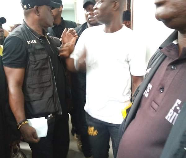 'I will scatter your phone if you snap me again' – Port Harcourt Serial Killer, Gracious David West ThreatensJournalist