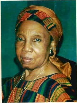 Meet Kofoworola Ademola First African And Nigerian Woman To Earn A ...