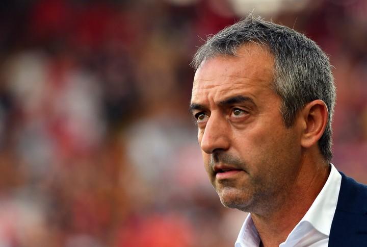 Milan officially sacks MarcoGiampaolo