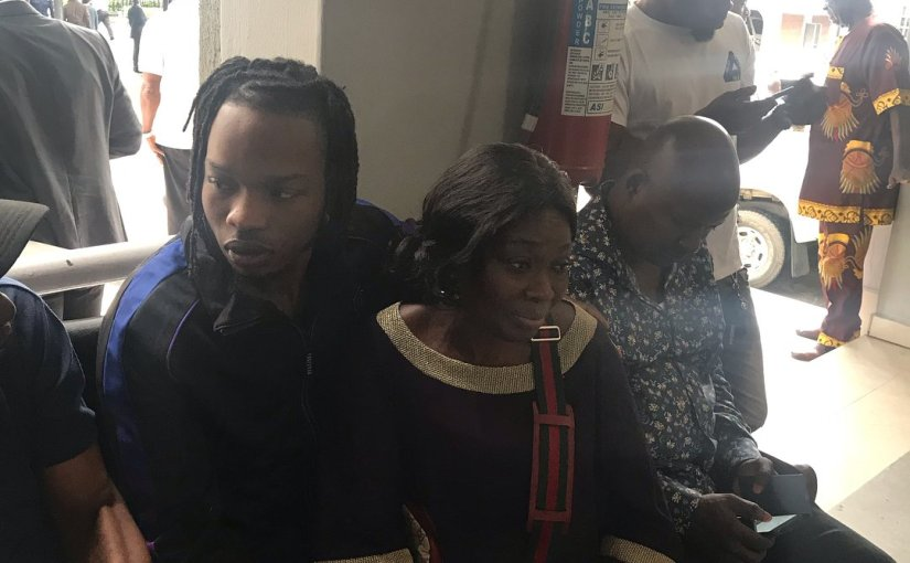 Naira Marley Lawyers fights Over Seat, Case Adjourned Till December