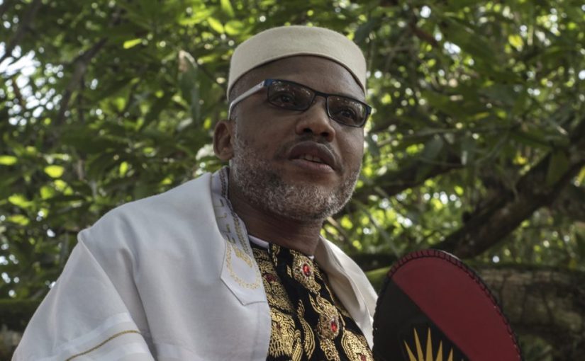 Am ready to face trial if my safety would be guaranteed when i return back  -IPOB leader Nnamdi Kanu tells HighCourt