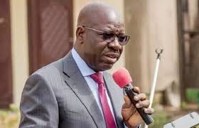 Edo APC has suspended its Secretary, Lawrence Okah
