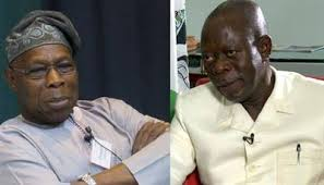 Buhari have not traveled half of what Obasanjo traveled – Oshiomhole