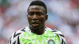 Oghenekaro Etebo withdraws from the Super Eagles squad due to Visa problem