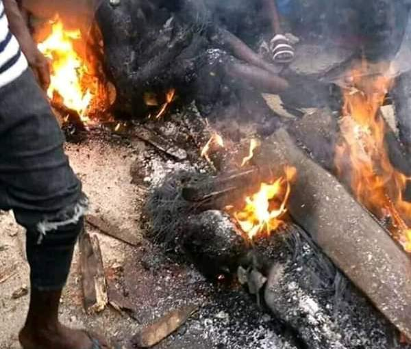 Onitsha Fuel Tanker Fire Outbreak: Many Dead (Graphic Photos)