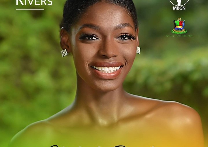 Miss Rivers state, Onyekachi Douglas Wins MBGN 2019 Pageant (Photos)