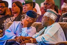 2023 presidential race have finally come between Tinubu and Osinbajo