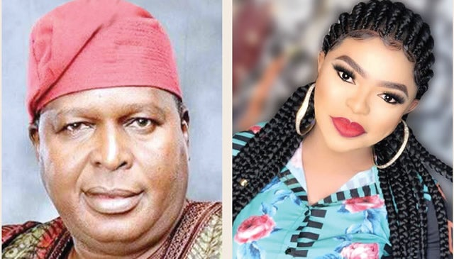 Be careful wherever you notice the presence of Bobrisky, He is worse than the deadliest disease – FG warns