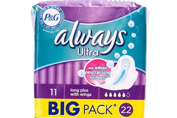 Always Sanitary Pad to remove the feminine logo from their packaging to accommodate the transgender men