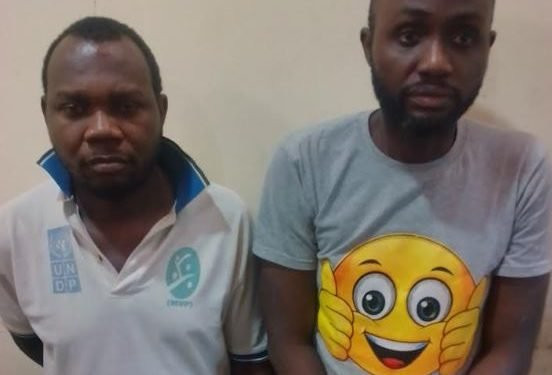 Fraudsters who collects goods from companies and individuals and pay tithes, sow seeds in churches finallyarrested