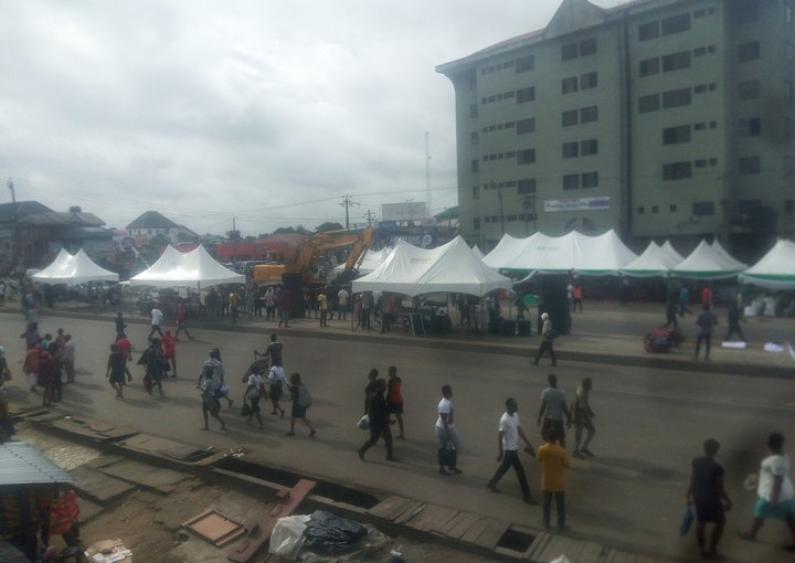 Rivers Governor Nyesom Wike set to build flyover at Rumuokoro Port Harcourt