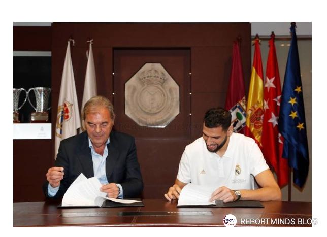 Real Madrid Signs SalahMejri