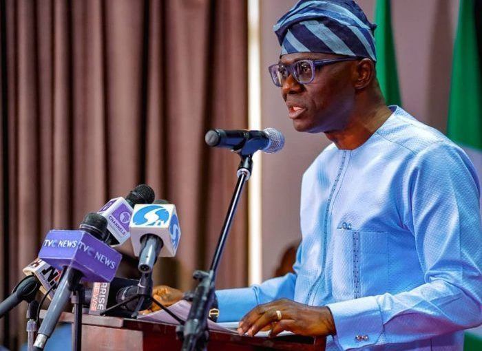 Lagos governor seeks House of Assembly's approval of loan of N250 billion