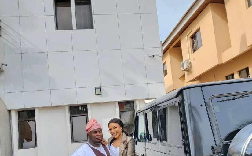Tonto Dikeh Visits Federal House Of Representatives In Abuja(Photos)