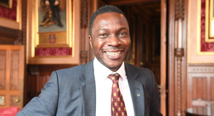 Queen Elizabeth appoints a Nigerian as House Of Commons Serjeant