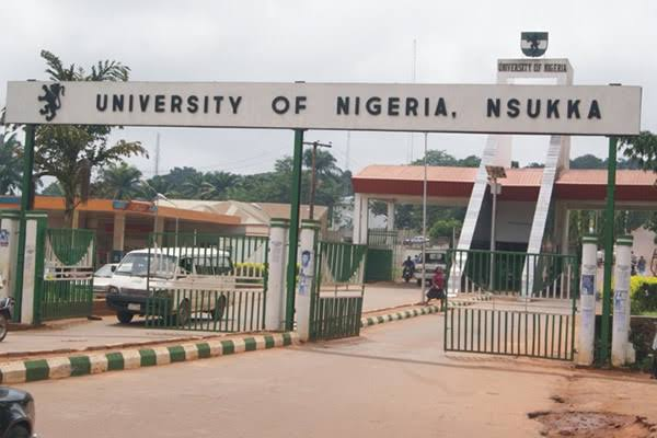 University of Nigeria, Nsukka Suspends 15 S*x For Mark Lecturers