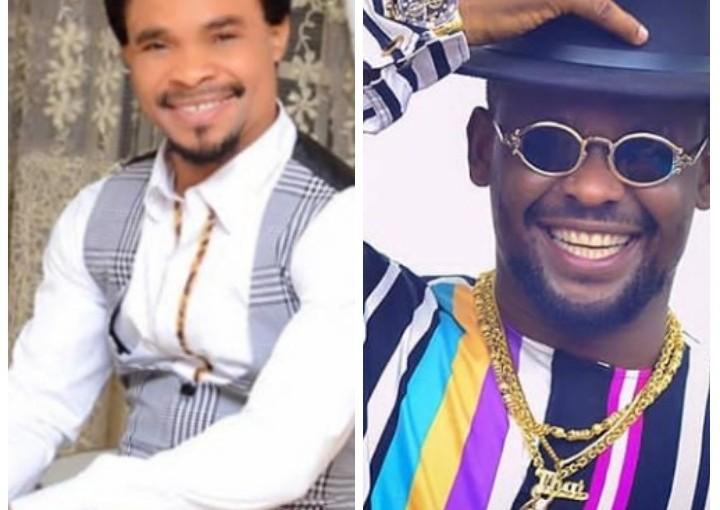 Zubby Michael sprays money on Prophet Chukwuemeka Ohanaeme inchurch