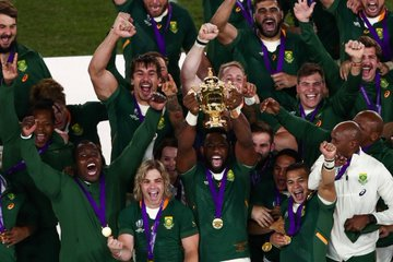 2019 Rugby World Cup: South Africa Becomes Champions (photos, Video)