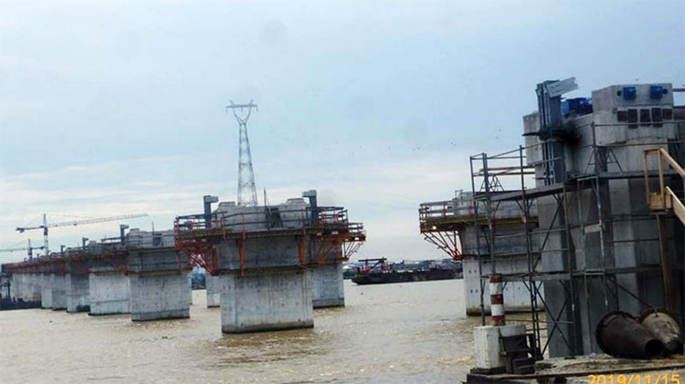 Julius Berger almost completes Works On 2nd Niger Bridge