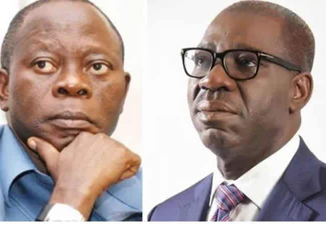 Crisis deepens in Edo State as Obaseki gains massive support over Oshiomhole