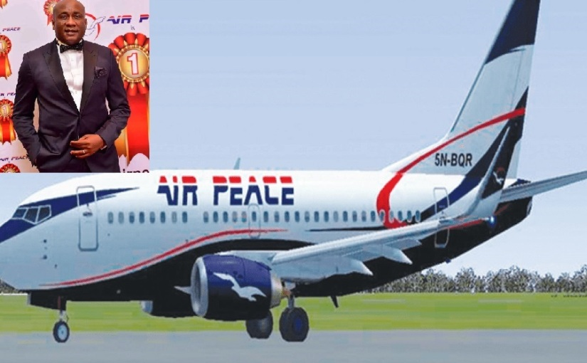"Air Peace Boss U.S Indictment | Intersociety Discusses The Hasty, Poor And ""Nigerian Way"" Response"