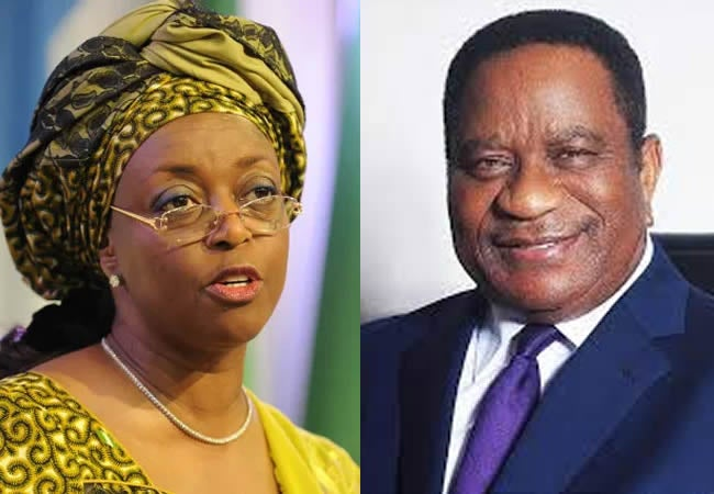 I told Diezani not to bring money home – Husband