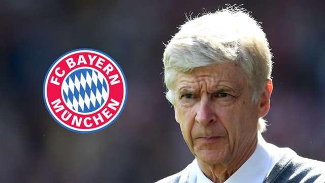 Arsene Wenger heads to BayernMunich
