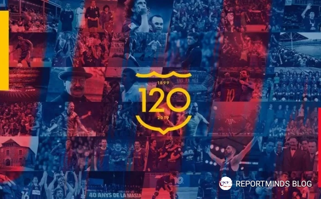 Barcelona Marks It's 120th Birthday Today