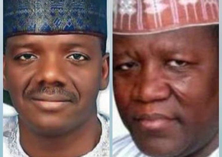 Present and past governors of Zamfara State clashes over attacks in thestate