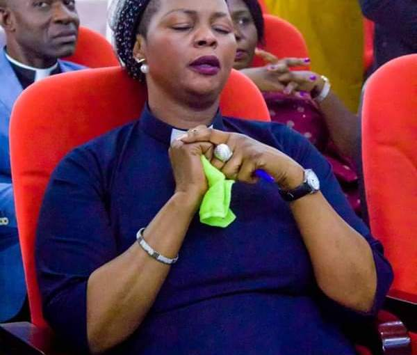 Binta Masi Garba ordained a pastor, 16 years after being in the NationalAssembly