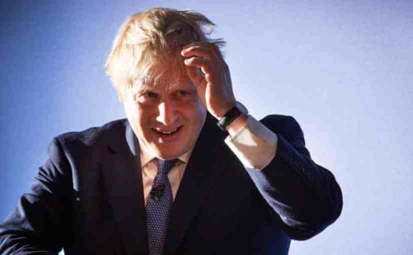Boris Johnson Accused Of Racism OnNigerians
