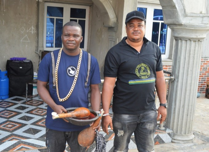 Two Brothers Arrested For Impersonating EFCC and Extorting Yahoo Boys