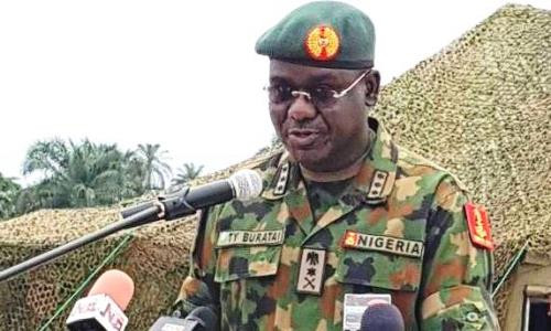 978 Detained Boko Haram Suspects, Released By TheArmy