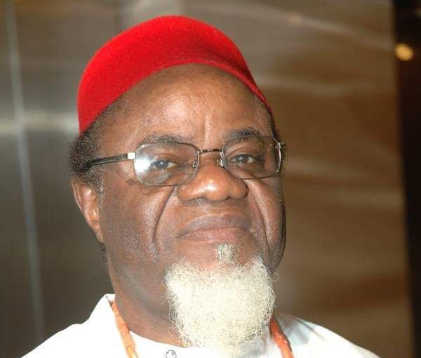 Please don't arrest Nnamdi Kanu if he comes home – Chief Chukwuemeka Ezeife pleads with FG
