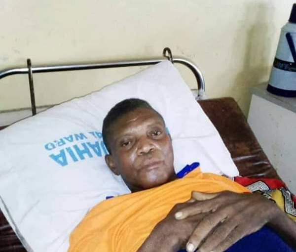 Former Golden Eaglets star Chukwuma Nwaoha, Dying at FMC Umuahia Over Liver Disease